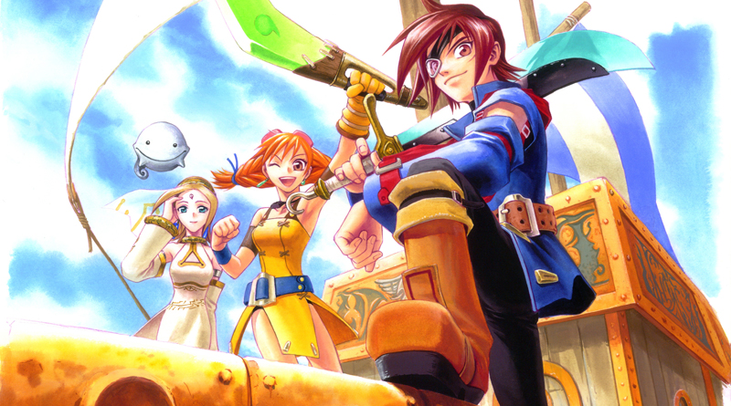 skies of arcadia @barai