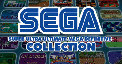 Sega Super Ultra Ultimate Mega Definitive Collection