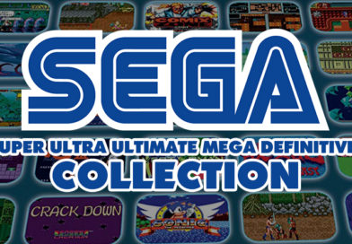 Sega Super Ultra Ultimate Mega Definitive Collection