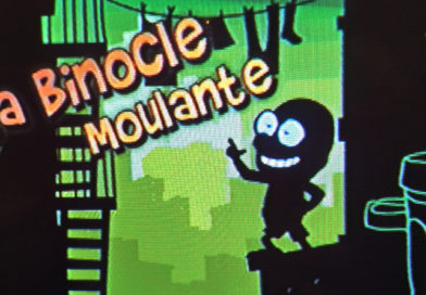 Dreamcast : La Binocle Moulante