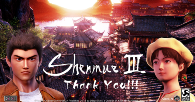 Shenmue 3 : bientôt la fin du calvaire…