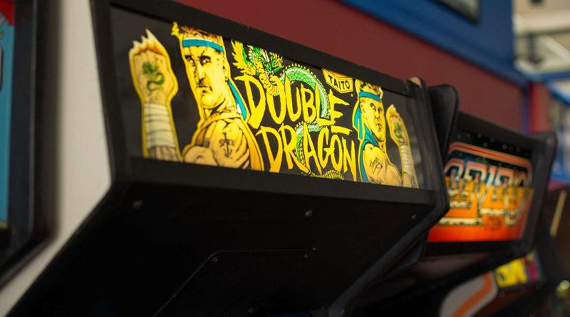 créer sa borne d'arcade