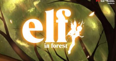 elf in forest nokia n-gage