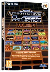 Sega Super Ultra Ultimate Mega Definitive Collection – Queen