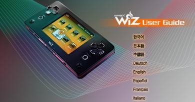 gp2x wiz doc