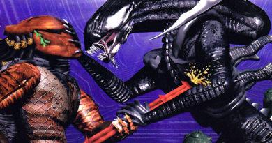 Alien VS Predator VS 2600